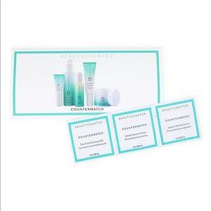 Beautycounter Countermatch samples